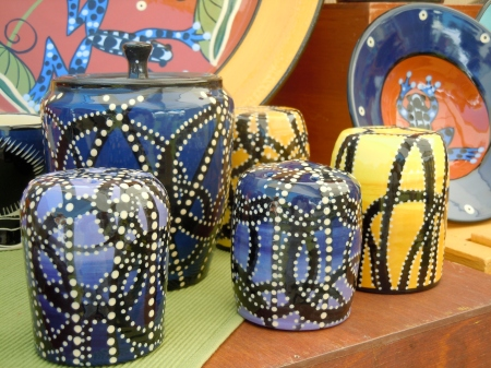 our town pottery