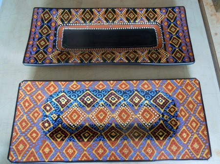 magic carpet trays, 2013